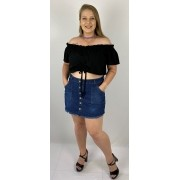BLUSA CROPPED  REGULAGEM A14954