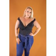 BLUSA FEM PLUS SIZE NO A13444