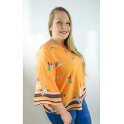 BLUSA PLUS SIZE ANN ALICE