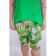 SHORTS PLUS SIZE ANN SARAH A13981
