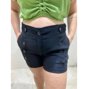 SHORTS PLUS SIZE BENG BT.FRONT. A11604
