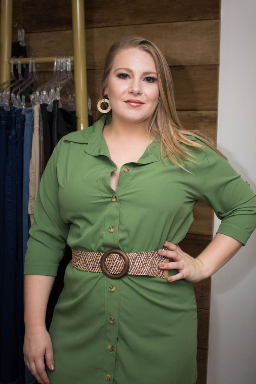 A9796 CHAMISE PLUS SIZE LUISA