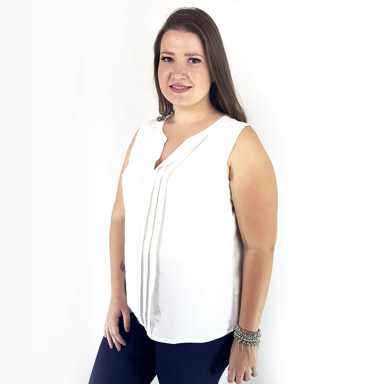 Blusa Feminina Lisa Plus Size - Annual Plus