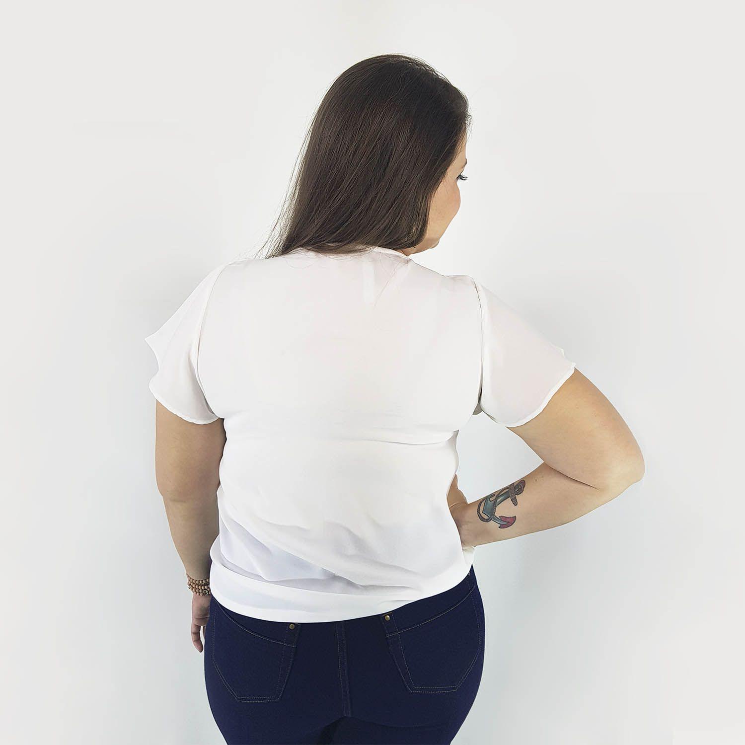 Blusa Feminina Plus Size - Annual Plus