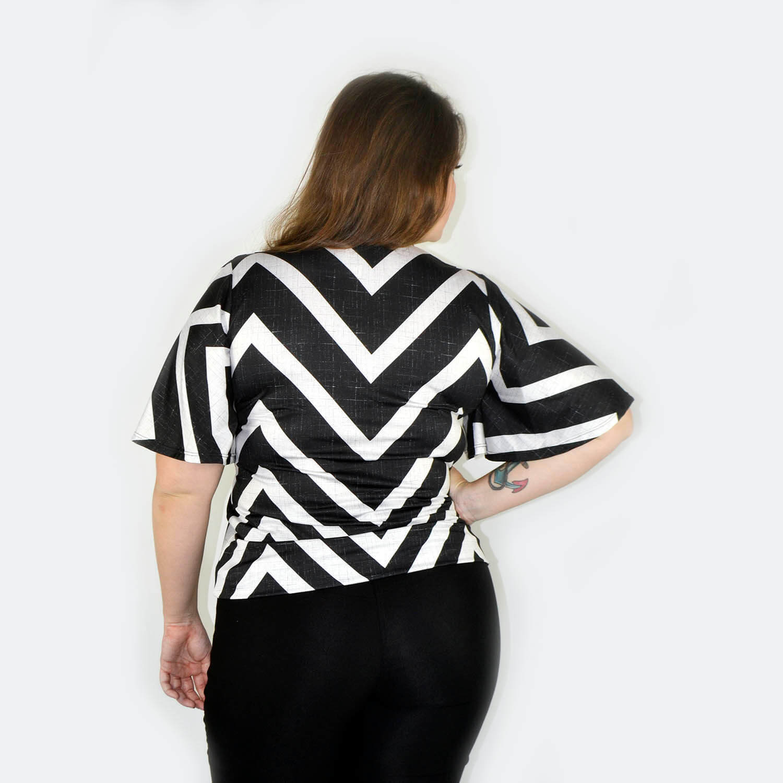 Blusa Feminina Plus Size Maria - Annual Plus
