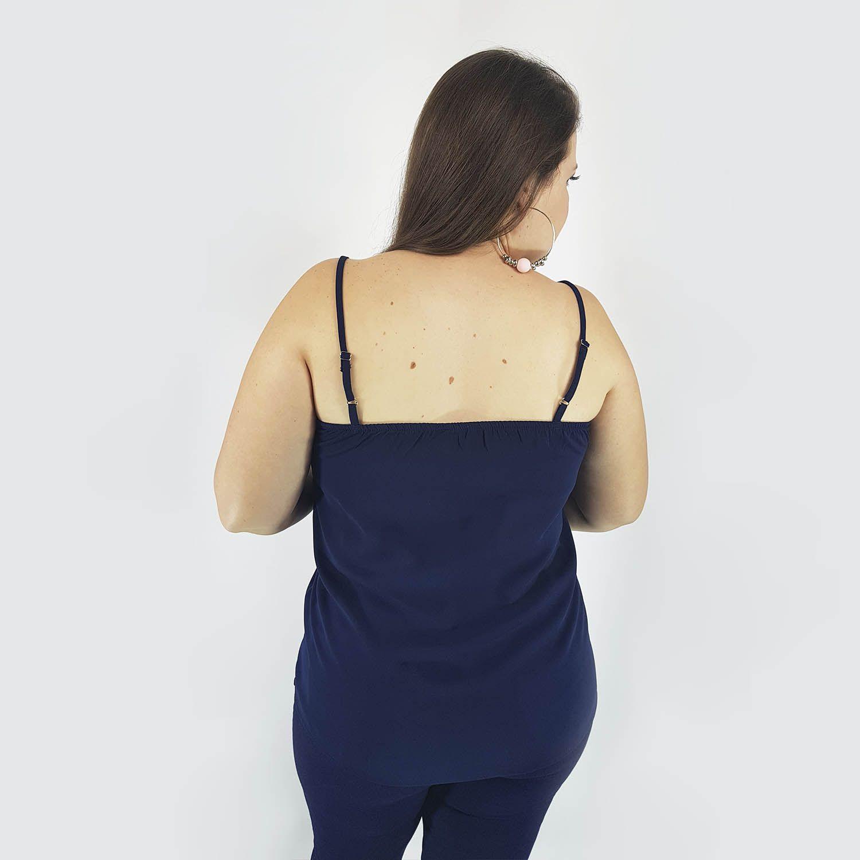 Blusa Regata Feminina Plus Size - Annual Plus