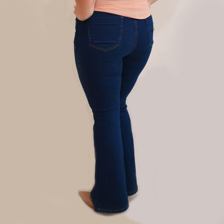 Calça feminina Jeans Plus Size - Annual Plus