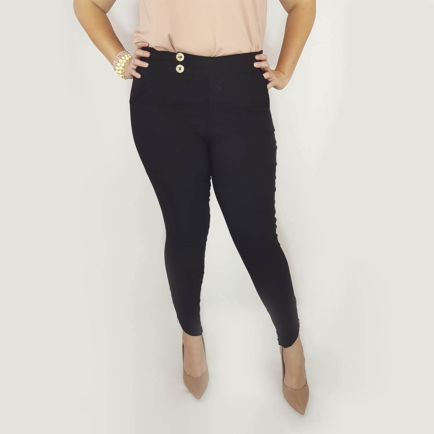 Calça Feminina Plus Size - Annual Plus