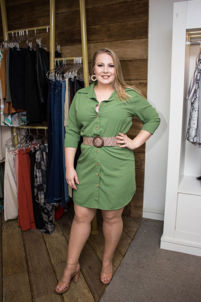CHAMISE PLUS SIZE LUISA