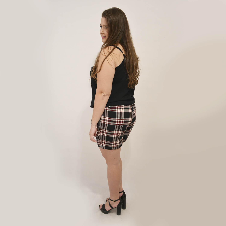 Regata Feminina Básica Plus Size - Annual Plus