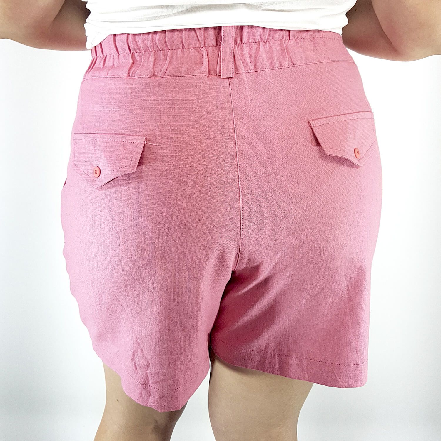 Shorts Feminino Plus Size - Annual Plus