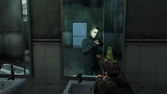 007 Golden Eye - Usado - Wii