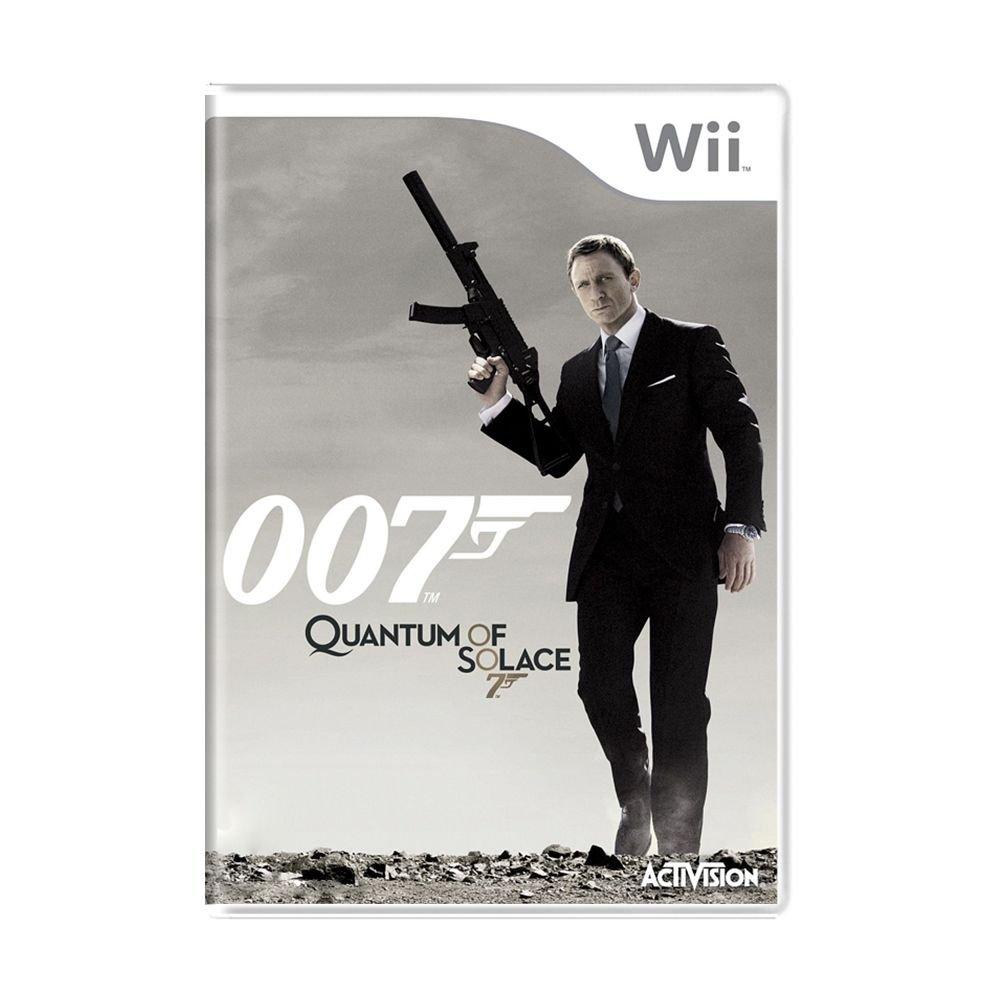 007 Quantum Of Solace - USADO - Nintendo Wii