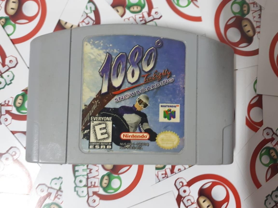 1080° Snowboarding - USADO - Nintendo 64