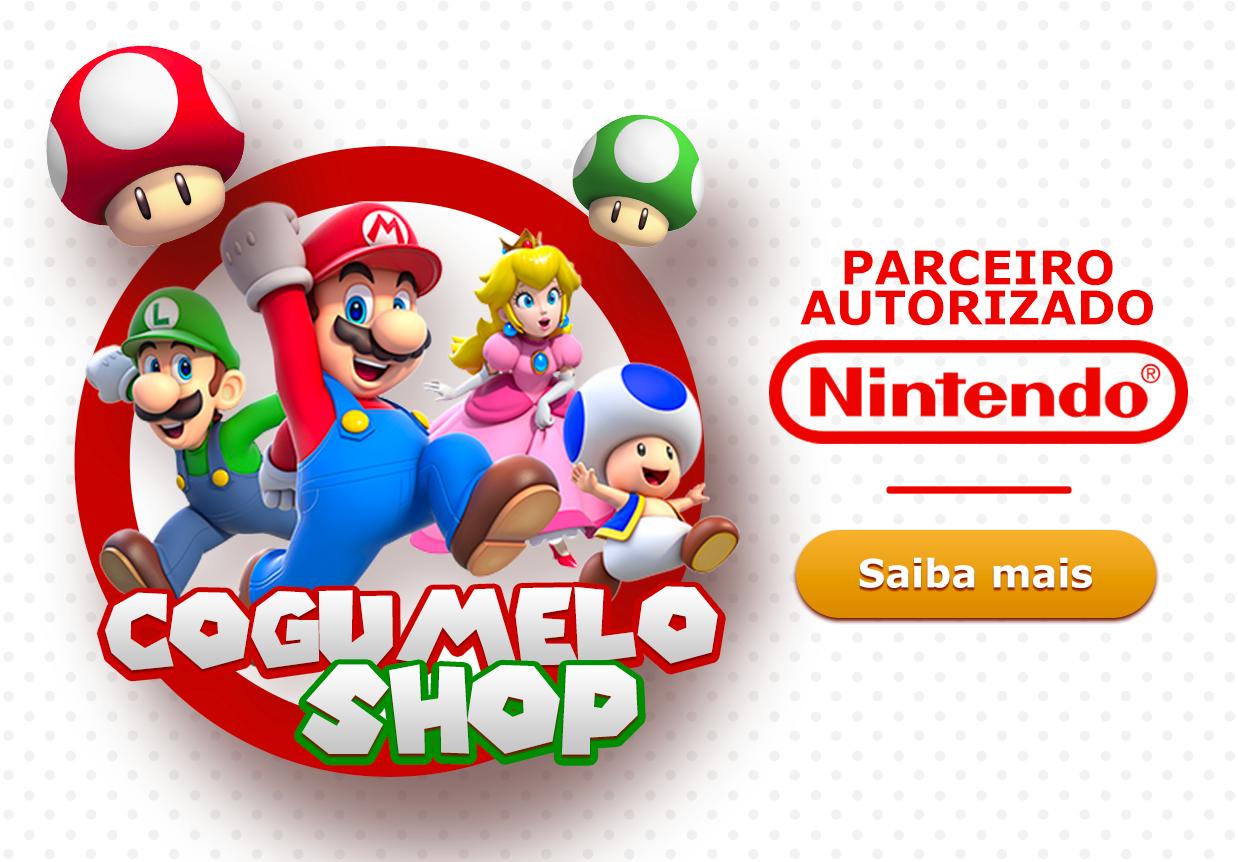 Parceria Nintendo
