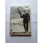 007: Quantum Of Solace - Usado - Wii