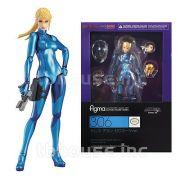 Action Figure - Aran Zero Suit Samus (Figma)