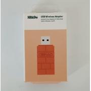Adaptador Sem Fio 8BitDo Wireless USB (Laranja) - Nintendo Switch - Usado