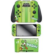 Adesivo Yoshi Egg 023795 Com 2 Adesivos - Nintendo Switch