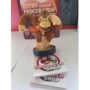 Amiibo Donkey Kong (Super Smash Bros) - Usado