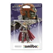 Amiibo - Ganondorf - Super Smash Bros