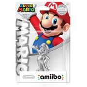 Amiibo - Mario Silver - Super Mario