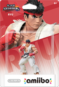 Amiibo - Ryu (Super Smash Bros. Series)