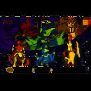 Amiibo Shovel Knight Treasure Trove 3-Pack