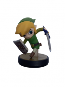 Amiibo - Toon Link - USADO - Super Smash Bros