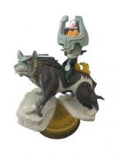 Amiibo - Wolf Link - The Legend of Zelda - Usado