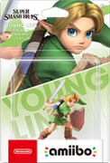 Amiibo - Young Link (Super Smash Bros. Series)