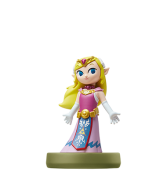 Amiibo - Zelda The Wind Waker (Super Smash Bros. Series)