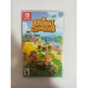 Animal Crossing - USADO - Nintendo Switch