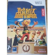 Asterix at the Olympic Games - USADO - Nintendo Wii