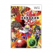BAKUGAN BATTLE BRAWLERS - USADO - Nintendo Wii