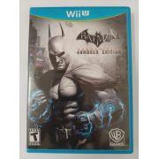 Batman Arkham City Armored Edition - USADO - Nintendo Wii U
