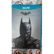 Batman: Arkham Origins - USADO - Nintendo Wii U