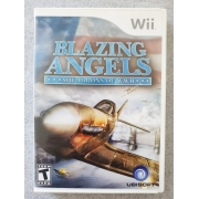 Blazing Angels: Squadrons of WWII - USADO - Nintendo Wii