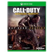 Call Of Duty Advanced Warfare Day Zero Edition Xbox One - USADO