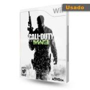 Call of Duty MW3 USADO - Nintendo Wii