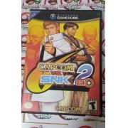 Capcom vs. SNK 2 EO - USADO - Nintendo GameCube
