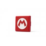 Case Estojo para Cartuchos - 12 Slots - Mario - Nintendo Switch/Nintendo Switch Lite