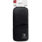 Case Slim Pouch - Preta - Hori - Nintendo Switch