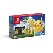 Console Nintendo Switch 32GB Bundle Pokemon Lets Go Pikachu