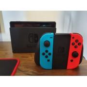 Console Nintendo Switch Neon 32gb - Usado - Sem caixa