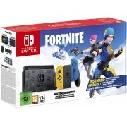 Console Nintendo Switch Neon - Fortnite - NÃO ACOMPANHA CÓDIGO DO JOGO