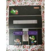 Console Super Nintendo SNSM-001(BRA) - USADO