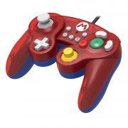 Controle Battle Pad Super Mario GameCube Style (Envio Internacional) - Nintendo Switch