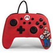 Controle  Enhanced Powera Mario  - Nintendo Switch