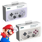 Controle Gamepad SN30 Pro 8BitDo - Nintendo Switch - Pronta Entrega